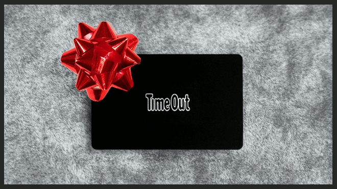 A truly unique gift, give a Time Out Card