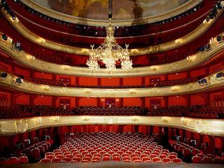 Les plus belles salles de th tre time out paris - Plan salle theatre porte saint martin ...