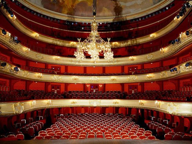 Comédie Française (Théâtre du Vieux Colombier)
