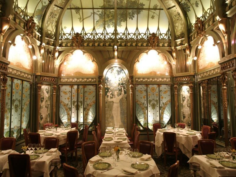 Cafe Du Passage Paris