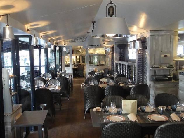 Le Bar à Huîtres Montparnasse