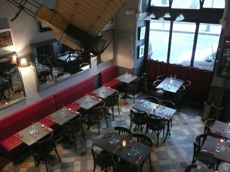 Carte sur table restaurants in 1st arrondissement paris - Restaurant carte sur table cavaillon ...