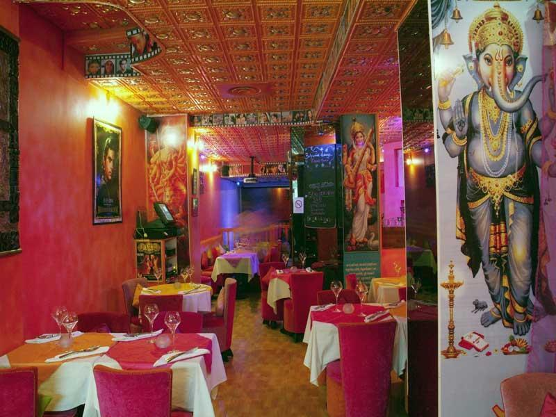 Bollywood Lounge