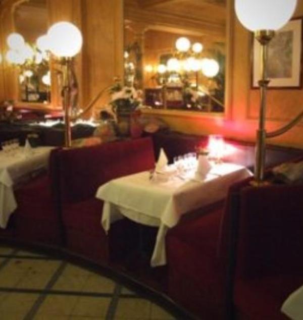 Restaurant: Les Ministères