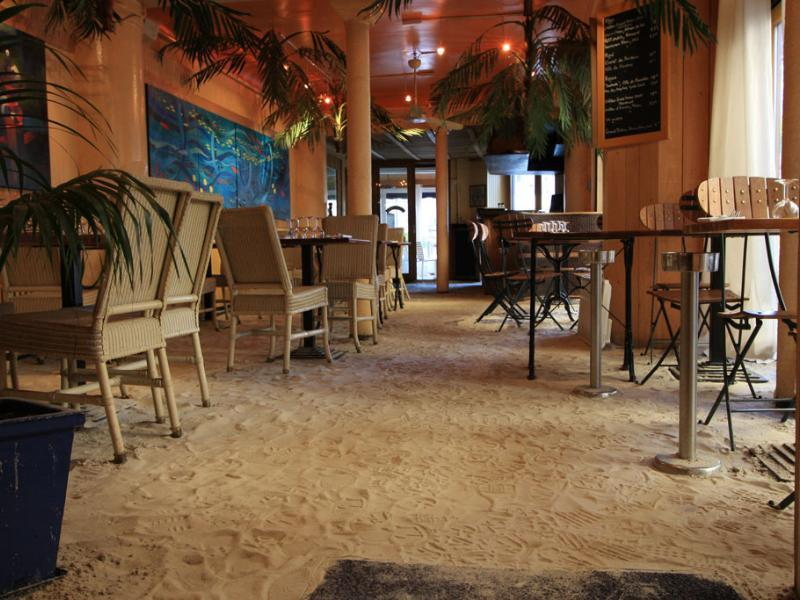 Restaurant insolite : Paris et ses drôles de tables