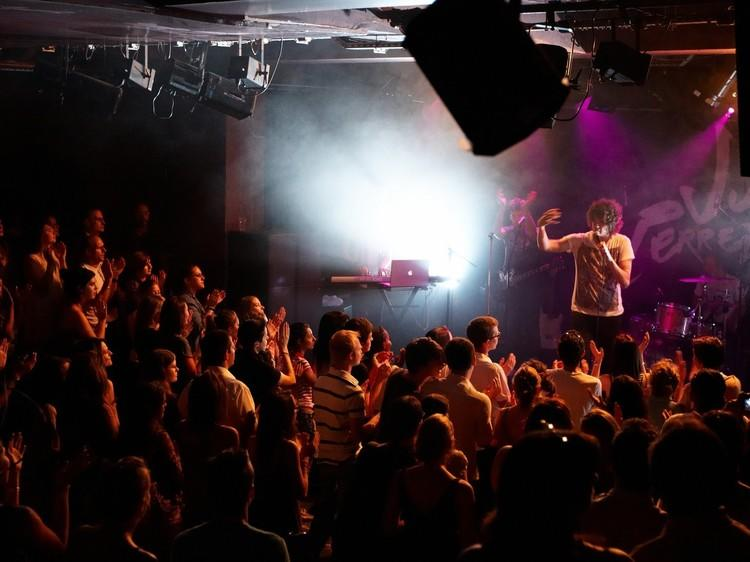 Concert: La Maroquinerie