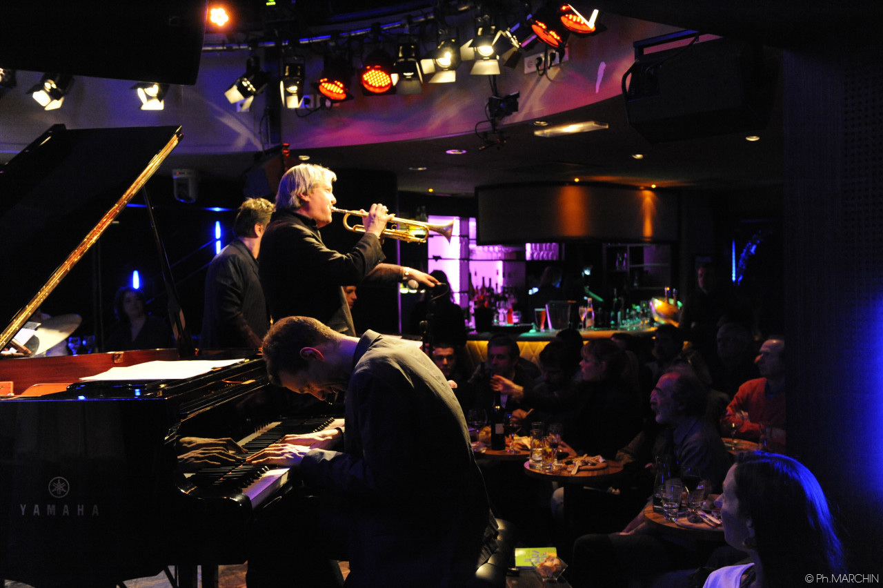 Jazz Club: Au Duc des Lombards
