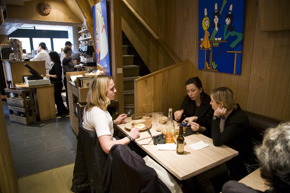 Crêperie • Breizh Café