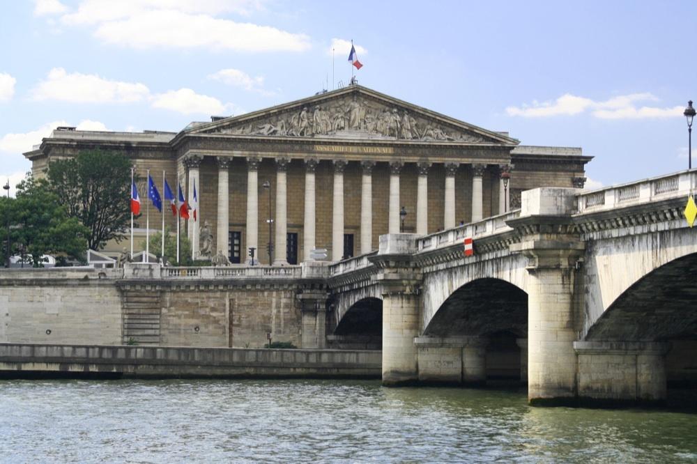 Une randonnée de Bastille à Assemblée nationale