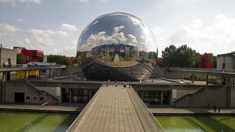 La Géode, La Villette, 75019 Paris, Ile-de-France