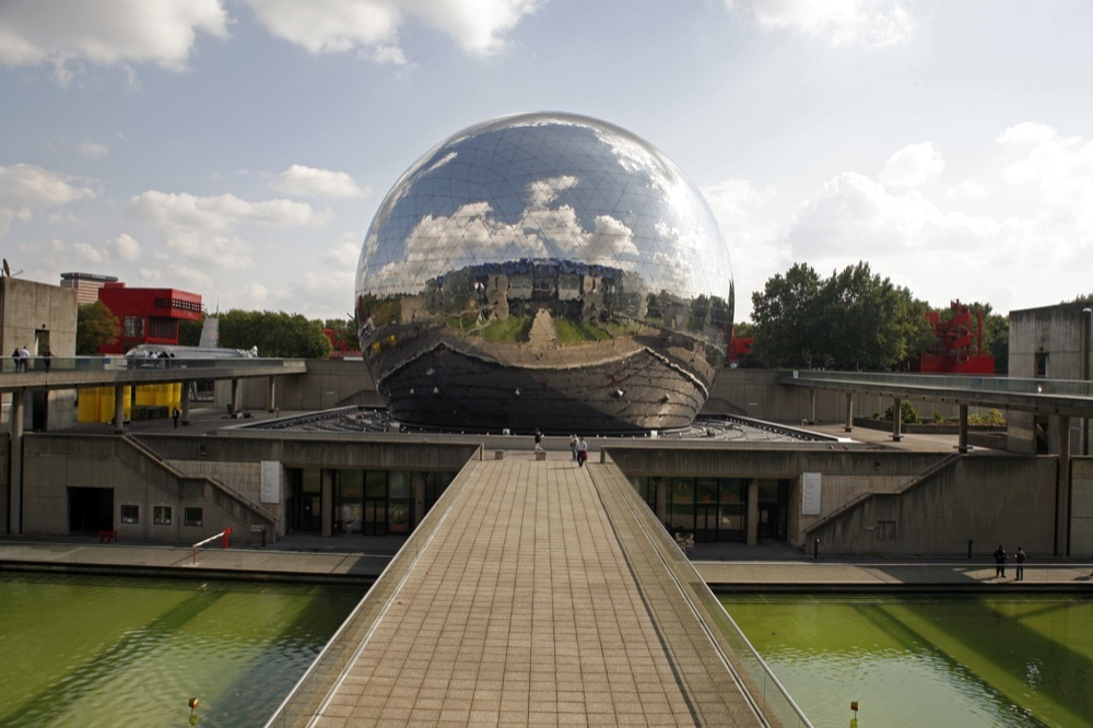La Géode, La Villette, 75019 Paris, Ile-de-France