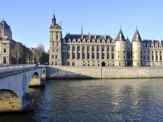 Attraction: La Conciergerie