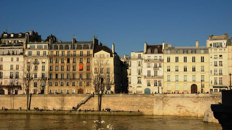 Île Saint-Louis, 75004 Paris, Île-de-France