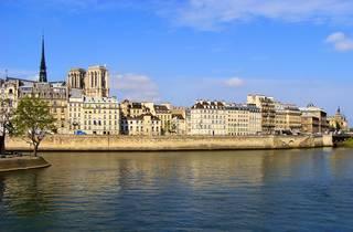Île de la Cité, 75004 Paris.