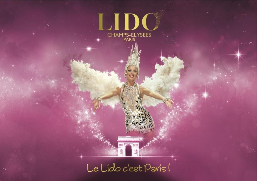 Lido, dans le VIIIe arrondissement de Paris.