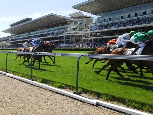 Hippodrome de Longchamp