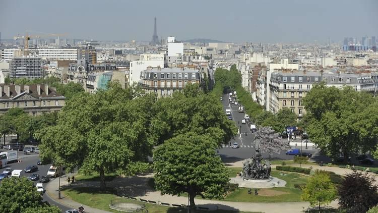 Place de la Nation, 75012 Paris.