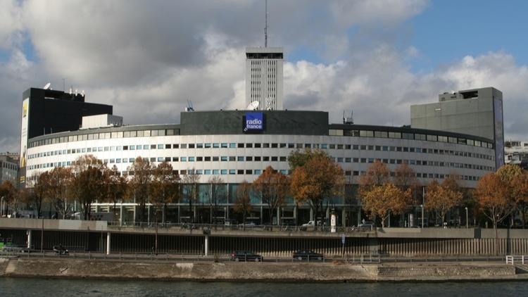 Maison de la Radio, 75016 Paris.