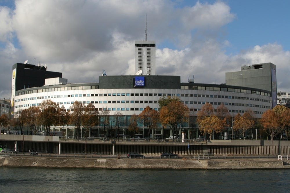 Maison de la Radio, 75016 Paris.