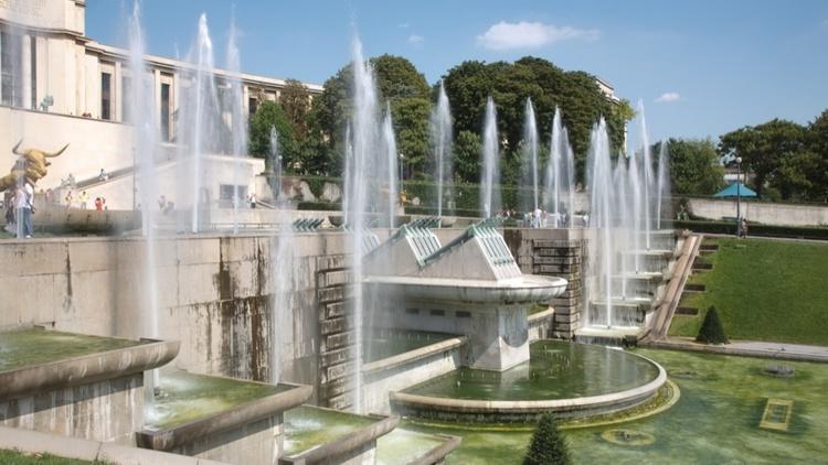 Jardins du Trocadéro, 75016 Paris.