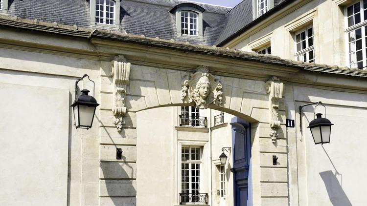 Institut suédois, 75003 Paris.