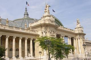 Grand Palais (Galeries nationales du Grand Palais), 75008 Paris, Ile-de-france