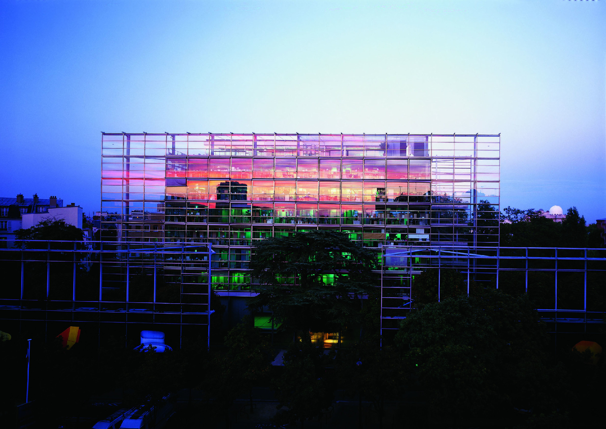 Fondation Cartier, 75014 Paris