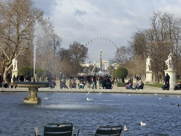 Jardin des Tuileries, 75001 Paris, Ile-de-France
