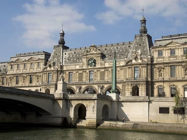 Palais du Louvre, Paris (75), Ile de France