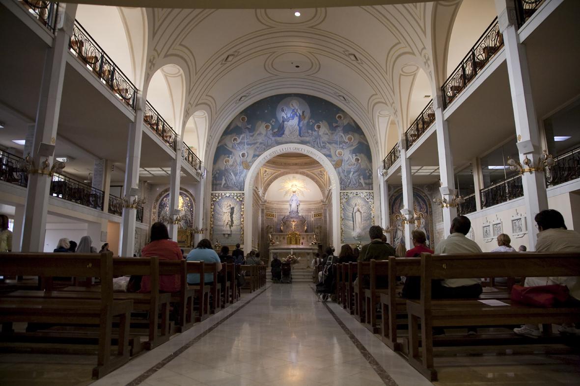 Attraction: Chapelle de la Médaille Miraculeuse