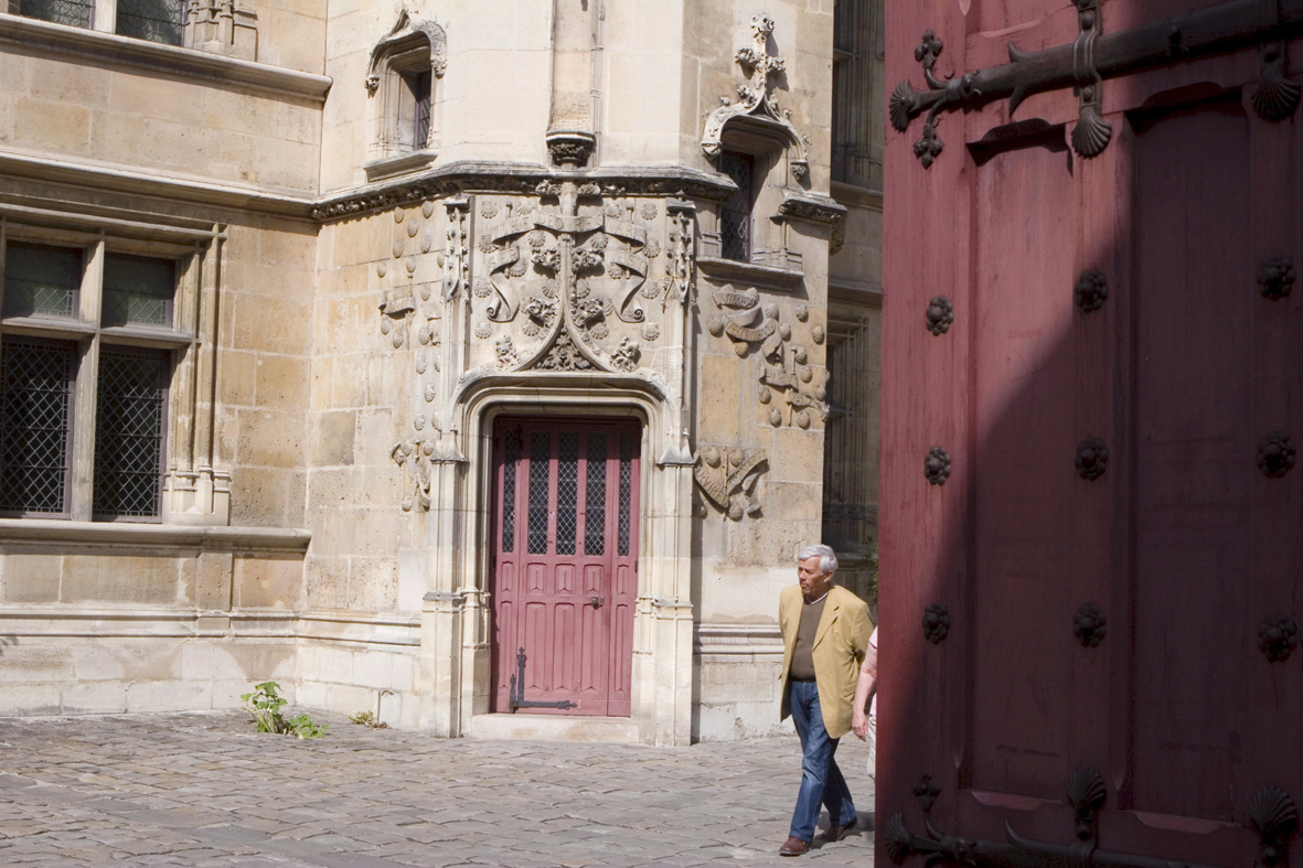 Go back in time at the Musée de Cluny
