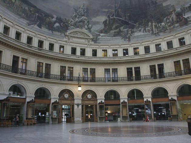 Bourse de commerce les halles paris for Chambre de commerce internationale paris adresse