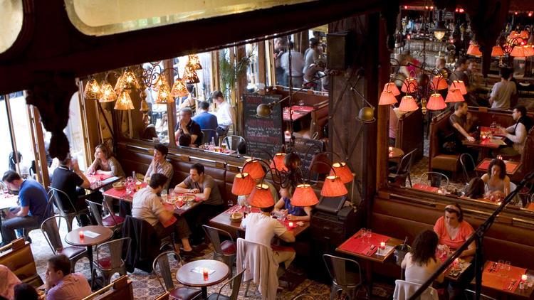 Café Charbon / © Olivia Rutherford