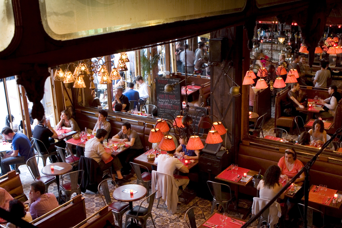 The 100 Best Bars In Paris Bars And Pubs Paris