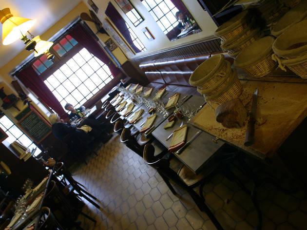 Restaurant: Chez L'Ami Jean
