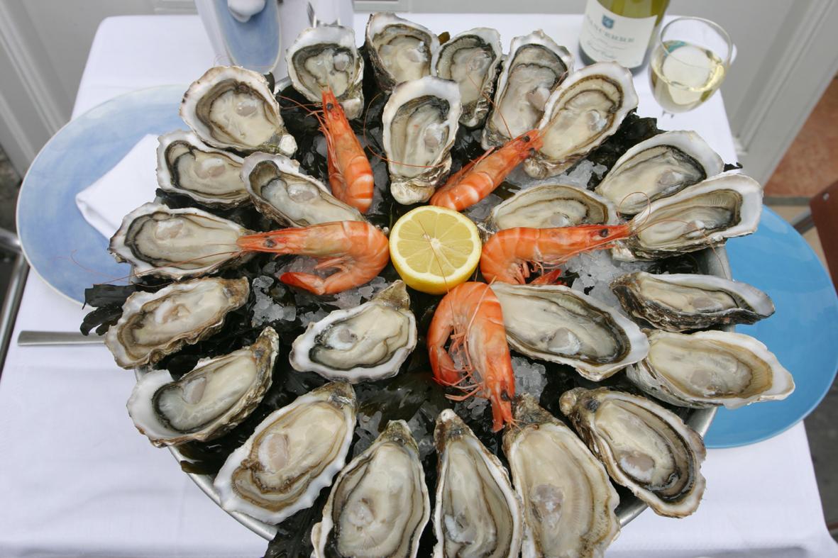 Où manger des fruits de mer ?