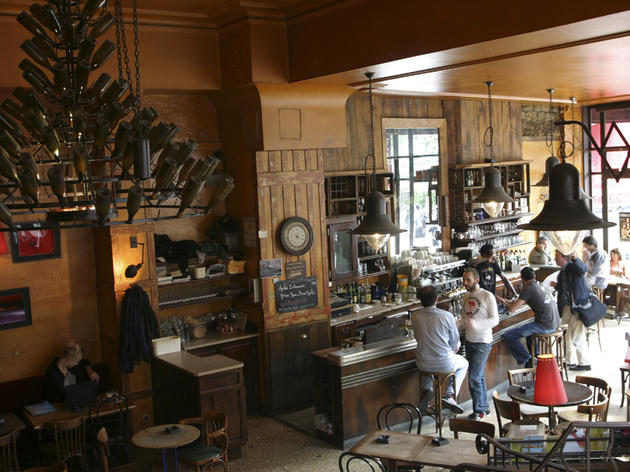 Café: La Fourmi