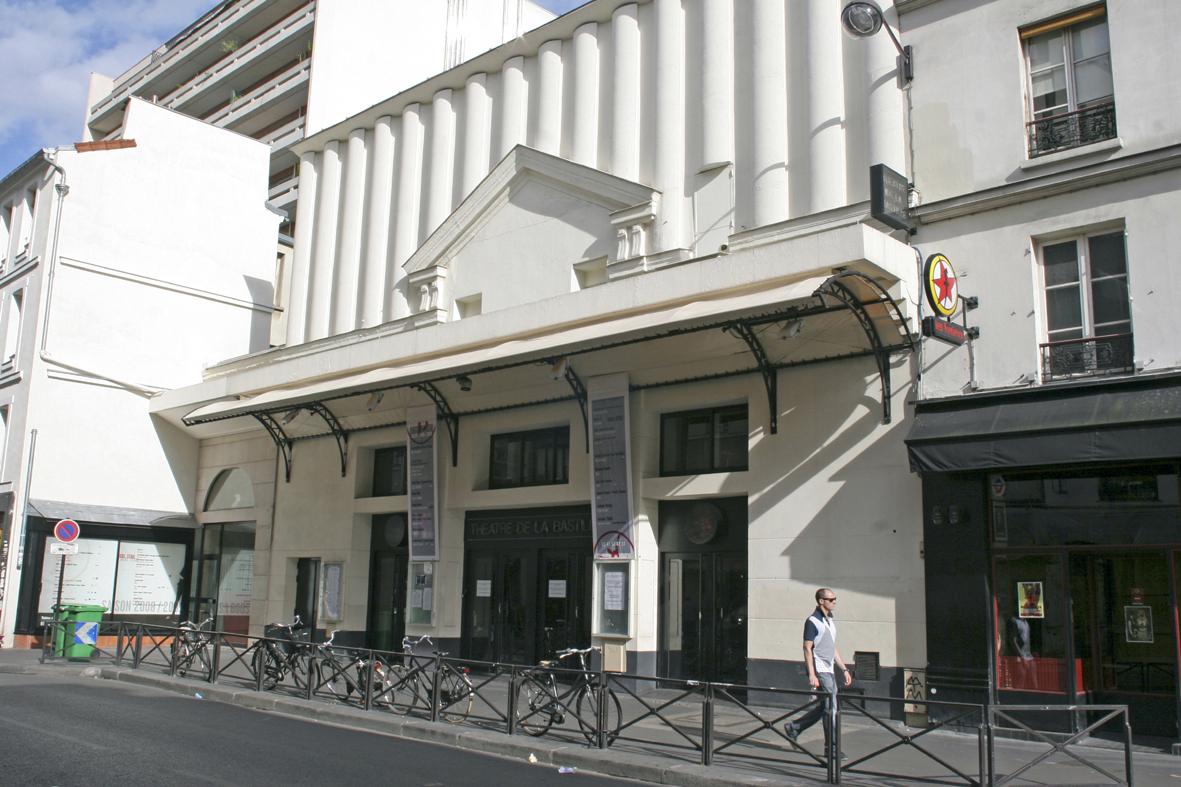 Théâtre de la Bastille