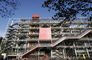 Centre Pompidou (Musée national d'Art moderne)