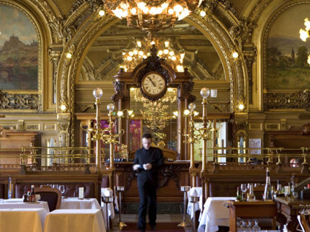 Le Train Bleu Restaurants 224 12e Arrondissement Paris