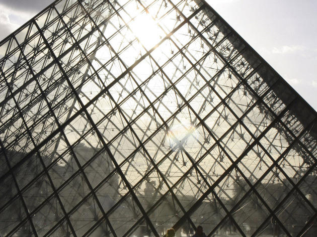 Get lost in the Louvre