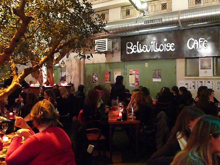 Bar/Club: La Bellevilloise
