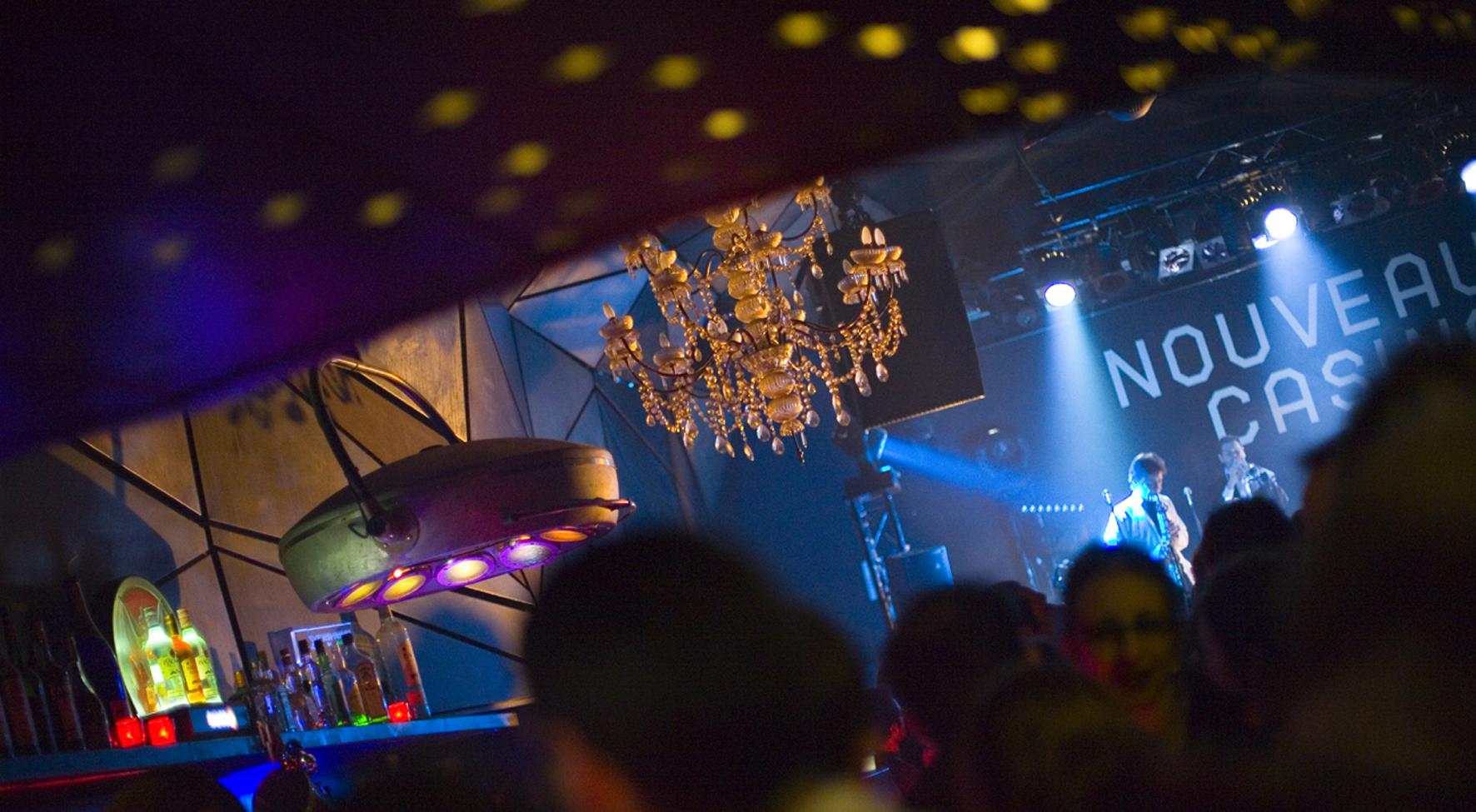 Concerts • Nouveau Casino
