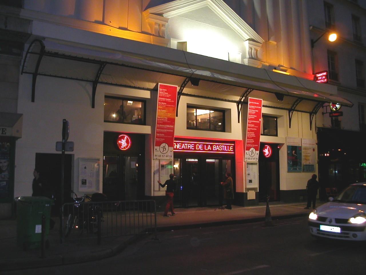 Indépendant • Théâtre de la Bastille