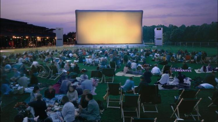 Festival de Cinéma en plein air de la Villette