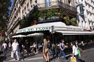 Writers in Paris walking tours