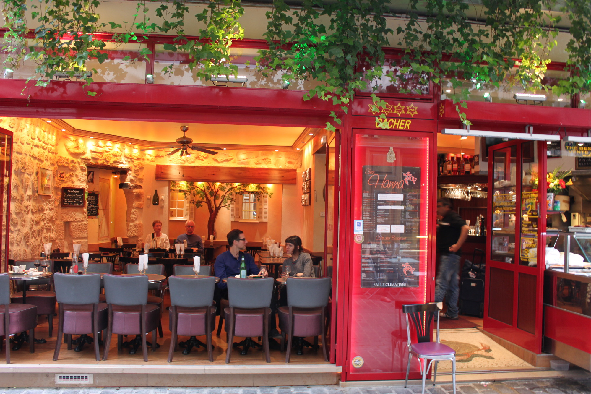 Middle eastern restaurants in paris time out paris for Paris restaurant