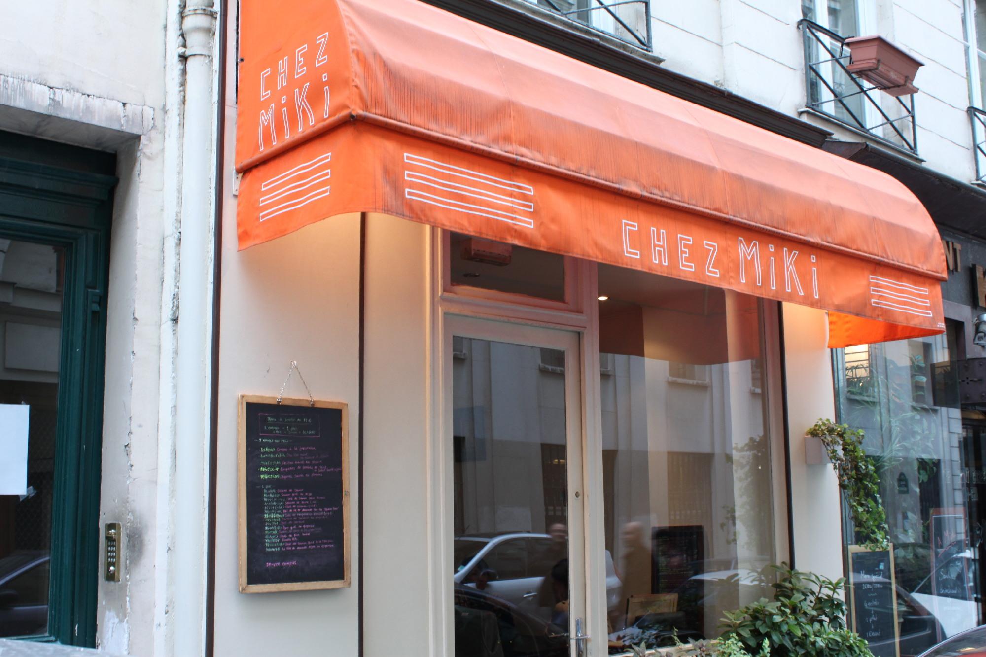 Restaurant: Chez Miki