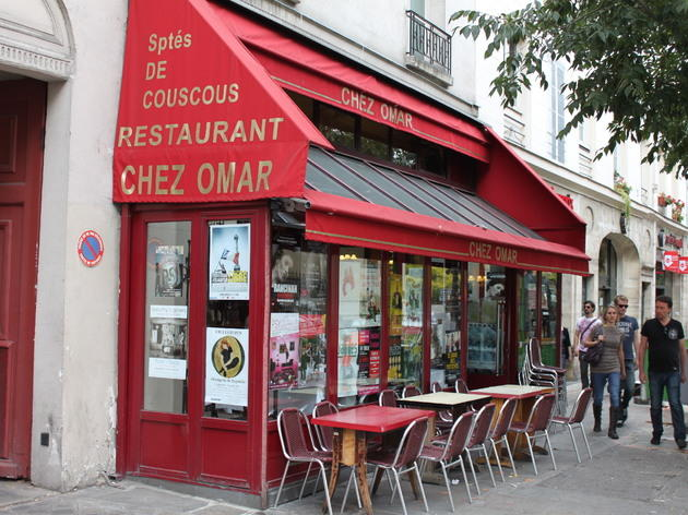 • Le Maghreb chez Omar