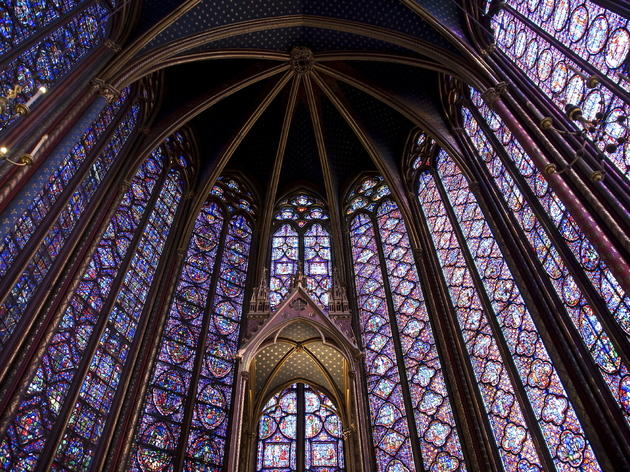 Classical • Vivaldi's Four Seasons at Sainte-Chapelle